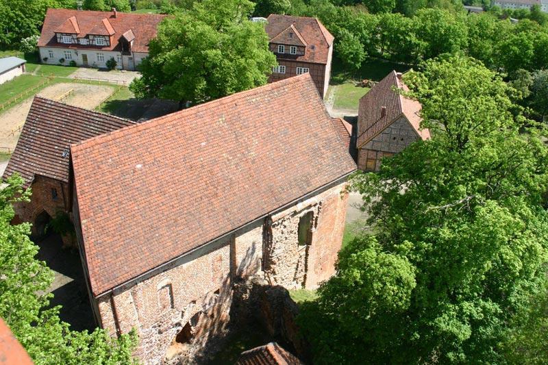 Burgen Amp Festungen Burg Stargard