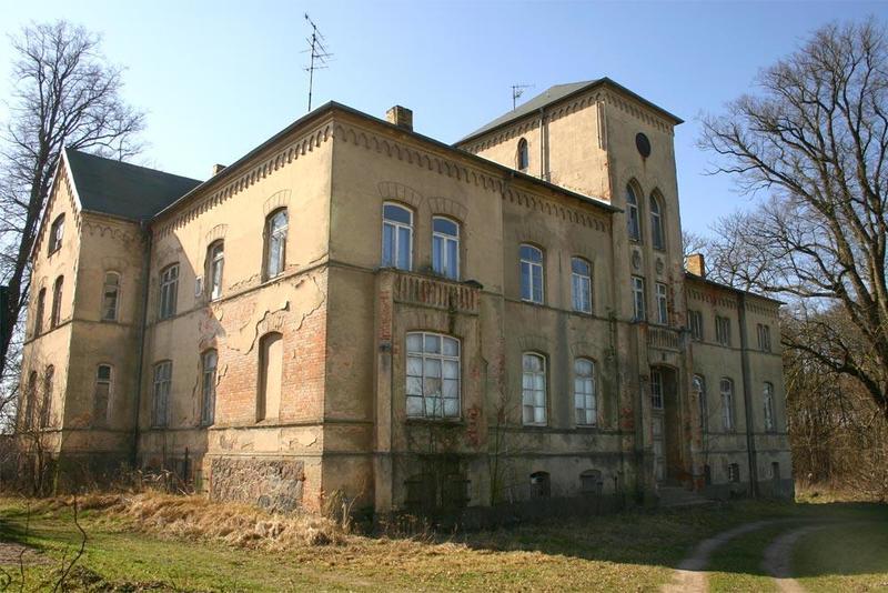 Kobrow Gutshaus