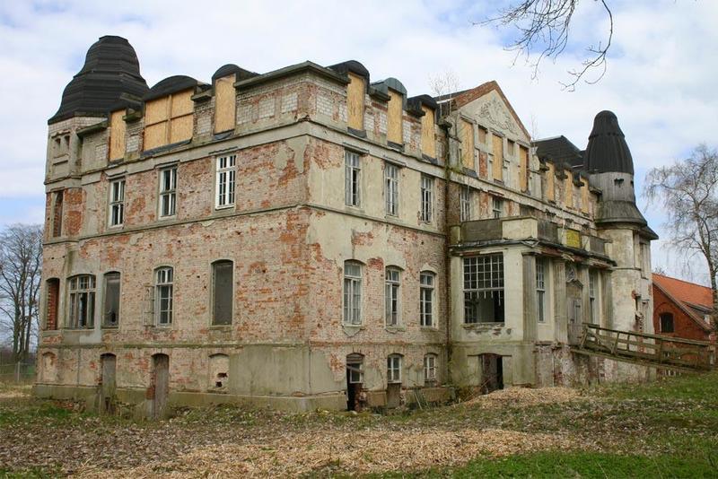 Schloss Wiligrad Cafe