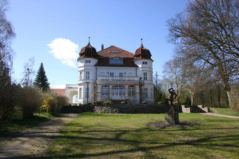 Torgelow am See Kaltwintergarten