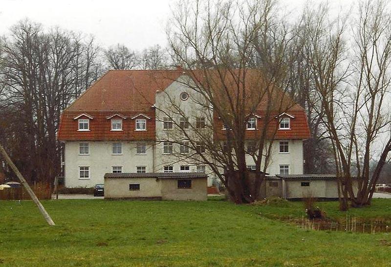 Wendisch Baggendorf Kaltwintergarten