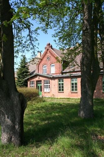 Gutshaus Klein Dammerow