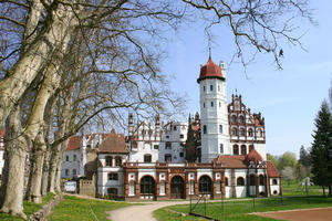Manor Houses and Castles in Mecklenburg-Vorpommern