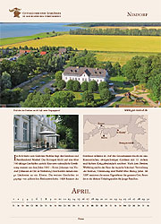 Nisdorf manor in calendar 2016