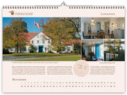 Langensee manor house in calendar 2021