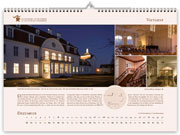 Vietgest manor house in calendar 2021