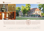 Ludorf manor in calendar 2019