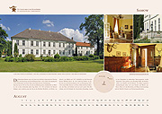 Samow manor in calendar 2019