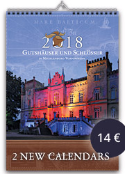 Two new castle-calendars 2018